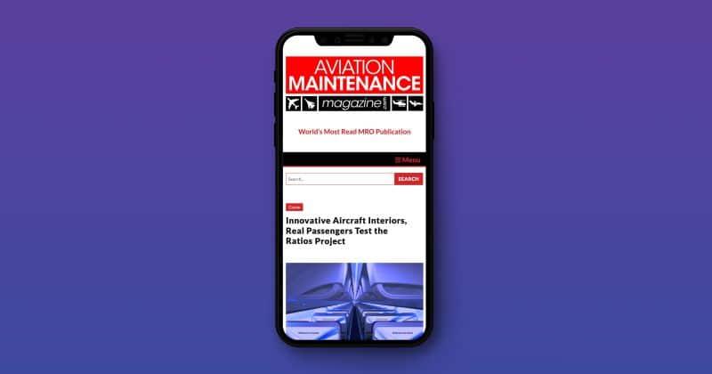 Ratios Aircraft Maintenance Magazine
